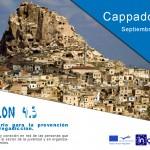 Última oportunidad Intercambio en Cappadocia. Fecha límite 5 de septiembre