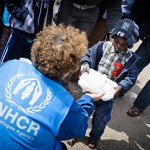 Programa humanitario UNHCR sobre derechos para los refugiados